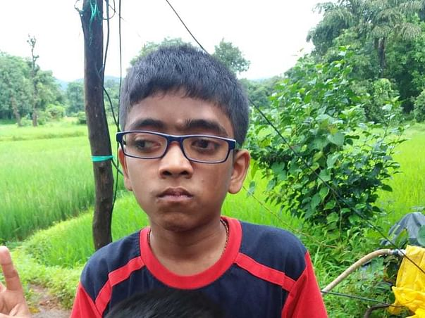 12 years old Parth needs your help fight Brain tumor