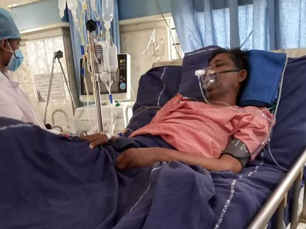 #Help Jayaprakash To Recover From IntraVentricular Bleed