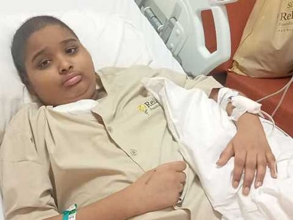 My son is fighter, Help him fight Blood Cancer.