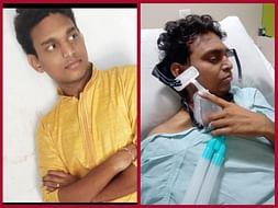 Help Vamsidhar Patnaik to recover