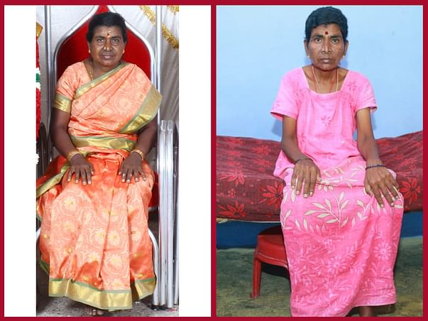 Support Vedhanayaki Recover From Cancer