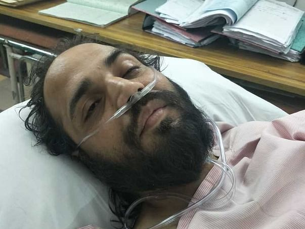 Support Sapan Kohli Recover From Paralysis