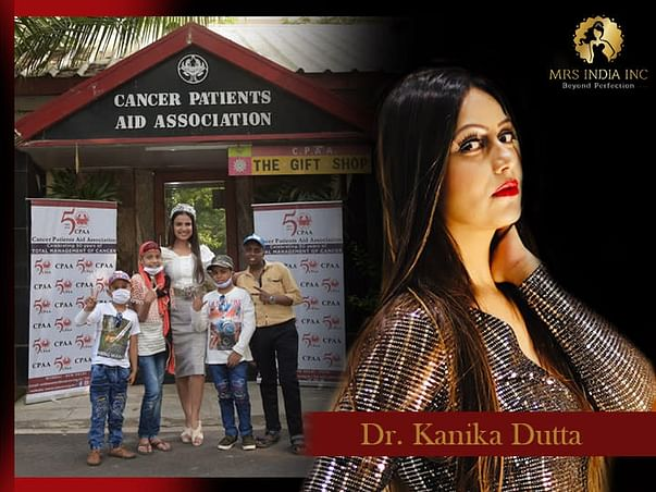 Help Children With Cancer And Their Families With Dr.Kanika Dutta