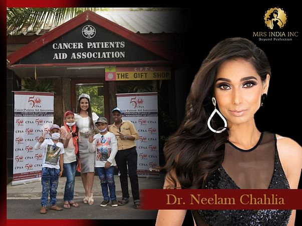 Help Children With Cancer And Their Families With Dr. Neelam Chahlia