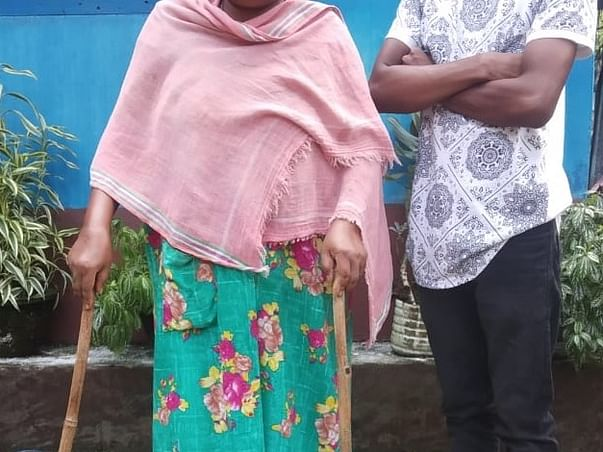 Help me to save my mother and my future too