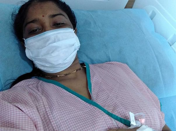 Support Hymavathi Recover From Liver Cirrhosis