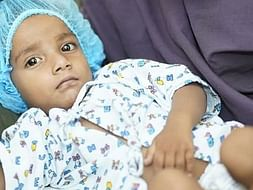 3-year-old with a hole in his heart needs urgent surgery to survive. Help