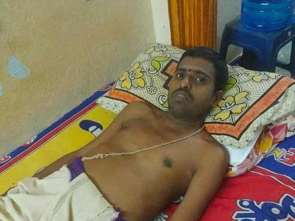 Campaign closed, srinivas has undergone surgery & is fine, thank u all