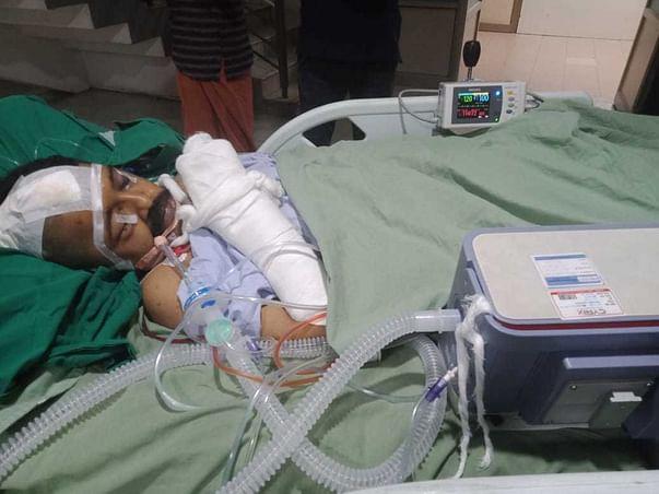 Help Rajeevan to recover