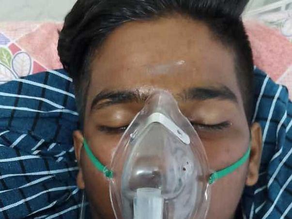 Thirumugum got accident
