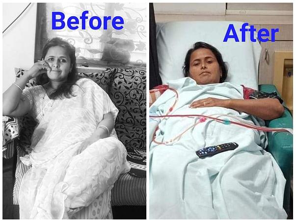 Help Fathima Burchett Continue Her Treatments