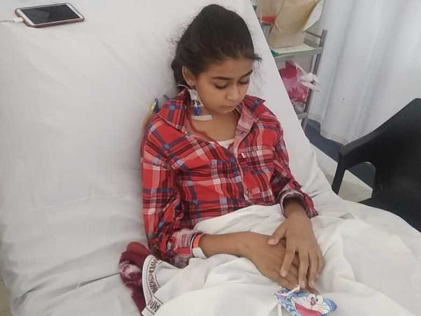 This 11 Years Old Needs Your Support In Fighting Blood Cancer stage2