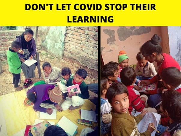 Help Us Educate Children From Rural India During COVID-19