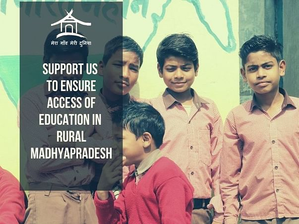 Support to access quality education for 1000 children from rural MP