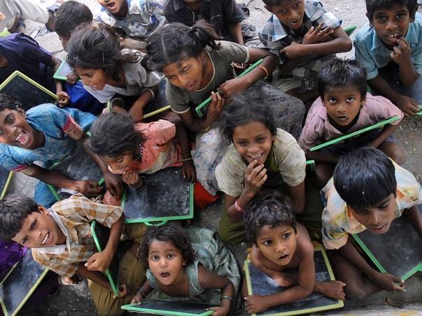 Help underprivleged children