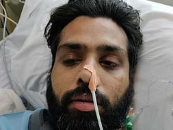 Support Gaurav Kaura Recover From Accident
