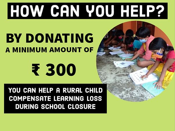 Help Rural Children Continue Their Learning During COVID Crisis