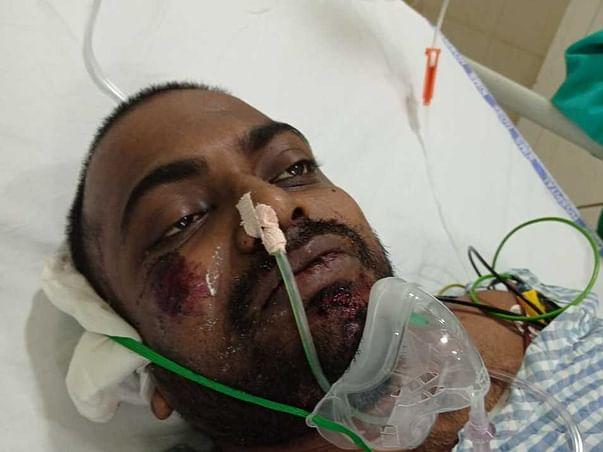 Help Jinka Venkata Raju Recover From Accident Injury