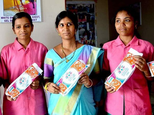 Donate Sanitary Napkins to Underprivileged Girls and Poor Women