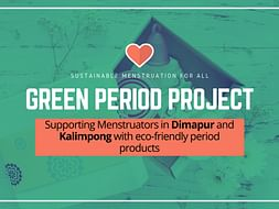 Support Women In North East With Eco-friendly Period Products