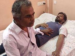 Help Semon Jebaraj To Fight End-stage Kidney Disease