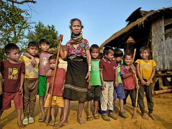 Winter Kits Daan to Kanchanpur Reang Camps– Lets Celebrate Festival