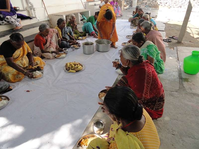 best charity working for elders in india