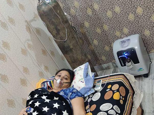 Help Neelam Mittal Fight Corona