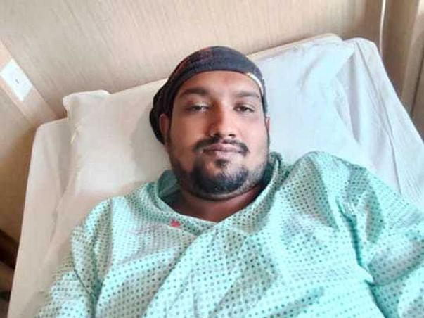 Help My Cousin, Subhojit Samajpati To Recover From Brain Tumor