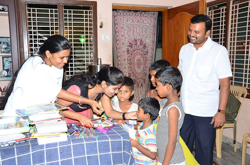Orphanage giving shelter for Street Children in Kurnool