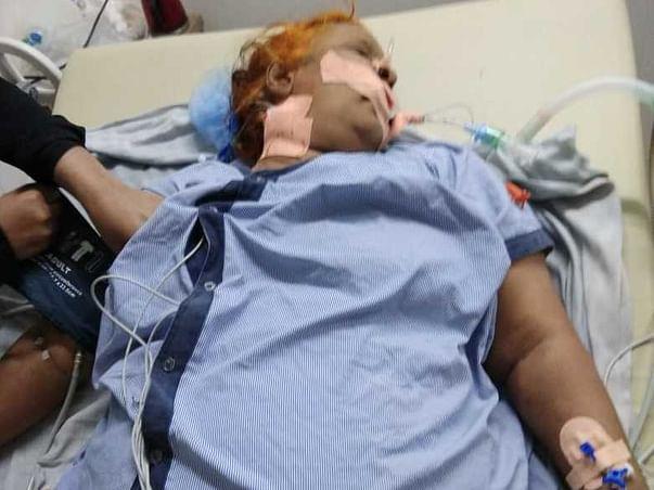 Support Tasneem Hardawala fight/recover from Cardiac failure