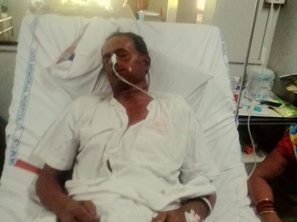 URGENT! My Uncle Fight From Neck cancer!
