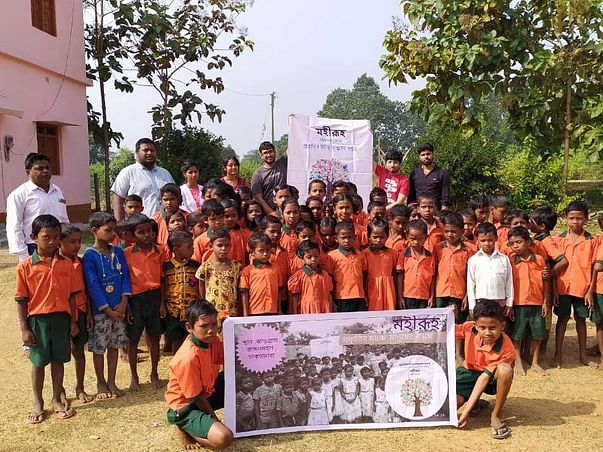 Support MAHIRUHA Trust for the Tribal people of Jhargram