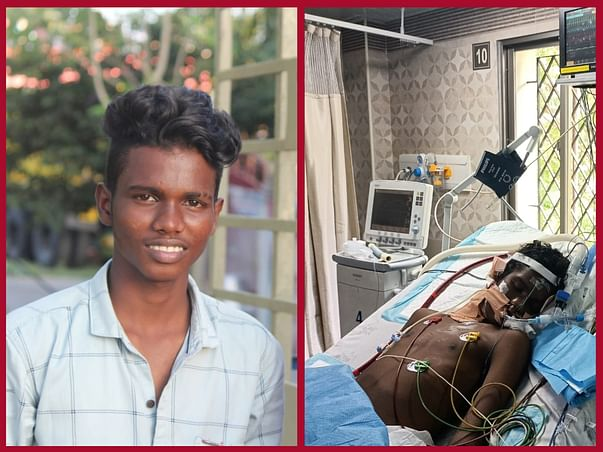 Support Athiysaya kumar fight/recover