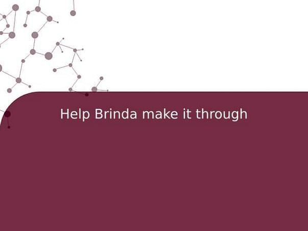 Help Brinda make it through
