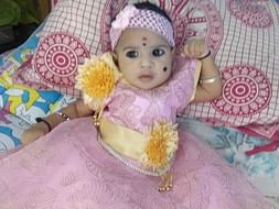 8 Months Old Mohita Needs Your Help Fight Heart Problem