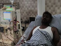 Support Mohamed Sharif Recover From Kidney Failure