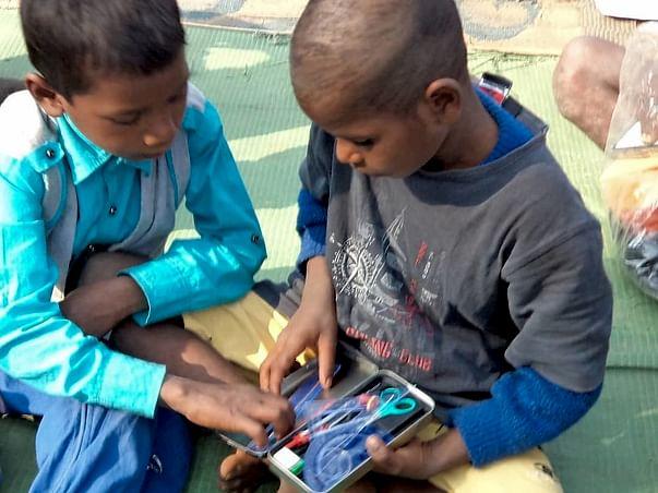 Support Jay Ramteke To Educate Tribal Kids