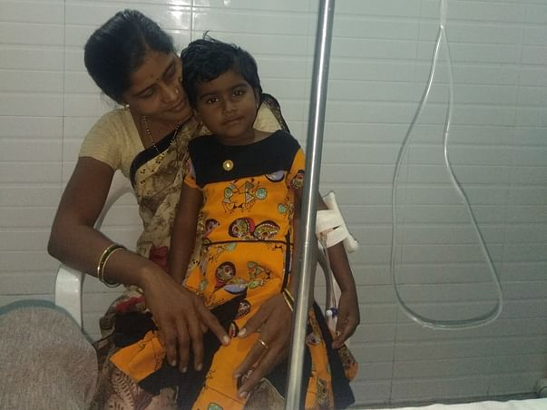 Support Vedika  Recover From Blood Cancer
