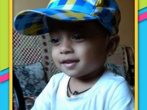 3.5 years old Prayansh Prashant Godhalkar needs your help fight Intestine surgery