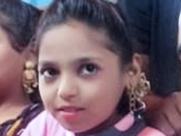 10 years old Swaleha Ahmed needs your help fight mandibular tumor