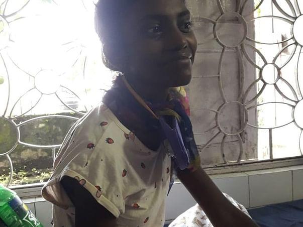 Support ALISHA TOPNO Undergo Surgery
