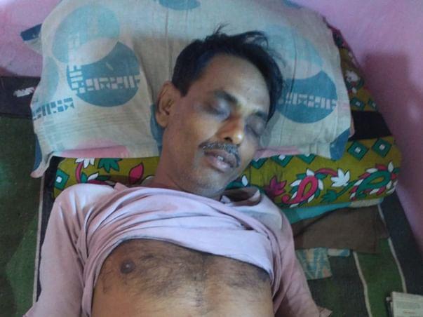 Help to live Shantimoy(Bula)