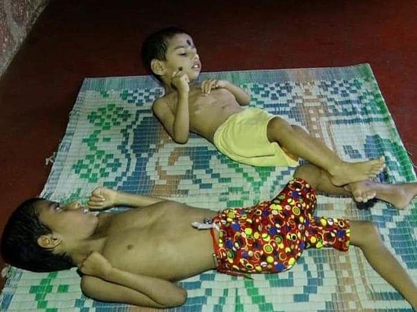 Help Lavanya(10 yr) And Tanvit(3 yr) Lead A Better Life
