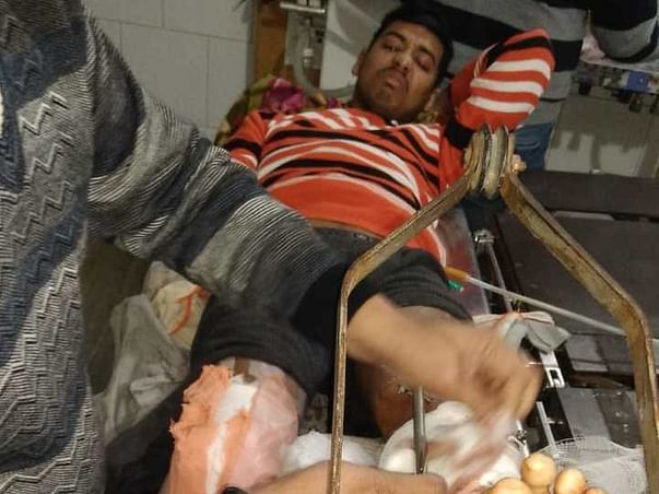 Support Pranjal Recover From Accident Leg Injury