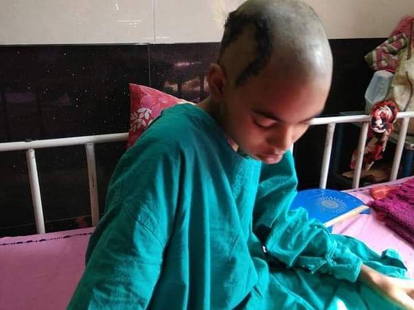 Help Aparna for life saving treatment of her brain tumor