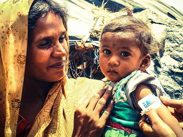 Fight Hunger Foundation - Saving Lives Of Malnourished Children