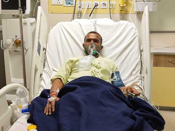 Support Kiran Jadhav Recover From Liver Cirrhosis