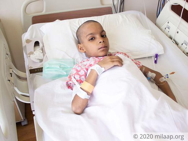 11 years old Anuj Vaishnav needs your help fight Relapsed acute lymphoblastic leukemia (all)