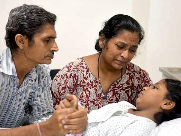 Kimaya Pandi is now fighting a rare blood disorder. Help her